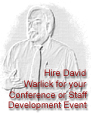 Hire David Warlick for your Conference or Staff Development Event